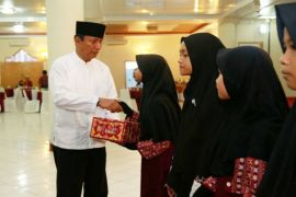 Pemprov Lampung dan Pemkot Bandarlampung Menjalin Kebersamaan