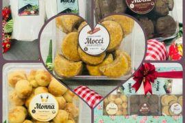 Cookies sehat berbahan tepung mocaf ubi kayu dari IPB