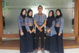 Mahasiswa IPB ajari warga tentang agroforestri melalui agrovill