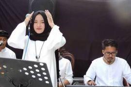 Wapres mengagumi lagu gambus Nissa Sabyan