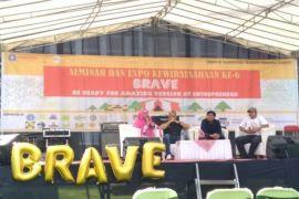 Expo Entrepreneur, praktik wirausaha asyik ala Departemen Agribisnis IPB