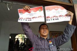 KPU Bogor dapati 487 surat suara rusak