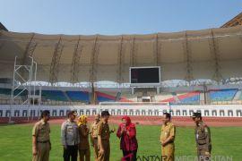 Pj Gubernur: Stadion Wibawa Mukti paling siap (Video)
