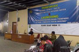 Polrestro Bekasi buka posko aduan Adhy Tour