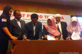 Seluruh Parpol Bekasi sepakati Pemilu damai 2019