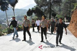 Kapolda Jabar pastikan pengamanan Pakansari dan arena Paralayang