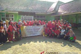 Mahasiswa Australia pelajari layanan kesehatan Puskesmas Kota Bogor