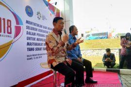 Wiranto: Ancaman narkoba instrumen 'proxy war'