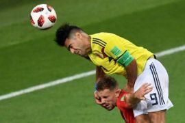 Inggris ke perempat final tundukkan Kolombia 4-3