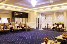 Presiden Jokowi Akan Launching Peningkatan Kapasitas Aparatur Desa Di Lampung