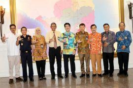 Pemprov Lampung dan Kemenkeu Jajaki Pembentukan Forum Komunikasi