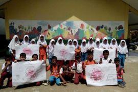 Mahasiswa IPB kenalkan pendidikan lingkungan dan etnobotani pada siswa SD