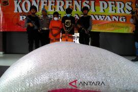 Akhirnya Polisi tangkap pencuri sembako di Karawang