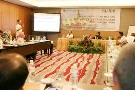 Pemprov Lampung Menunggu Persetujuan Revisi RTRW Kementerian ATR