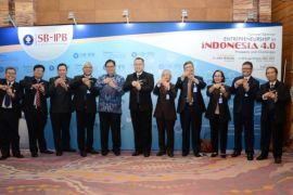 Sekolah Bisnis IPB lepas 594 alumni Magister dan Doktor