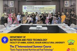 Mahasiswa dari Negeri Jiran Summer Course di  Fakultas Peternakan  IPB