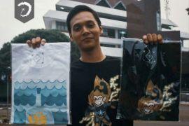 Wow! mahasiswa IPB angkat cerita rakyat ke produk kaos