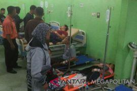 Korban keracunan makanan di Sukabumi berangsur pulih