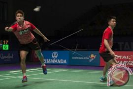'Perang saudara' atlet nasional warnai Indonesia Open 2018