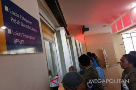 Perolehan pajak di Bekasi capai 63 persen