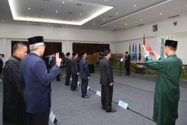 Rektor IPB lantik 28 pejabat di lingkungan IPB