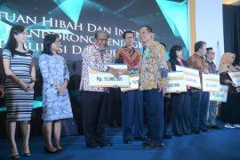 Jurnal Ilmiah IPB raih hibah pada ajang SINTA Award 2018