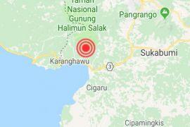 Belum ada laporan kerusakan akibat gempa Sukabumi