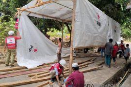 PMI dirikan sekolah darurat di LOmbok NTB