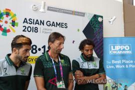 Pelatih Pakistan senang tampil di Indonesia