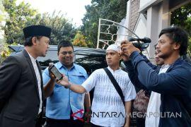 Bima Arya pada Shalat  Idul Adha 1439 H/2018 M di Masjid Al Mi`raj Kota Bogor