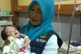 Warga Karawang digegerkan temuan bayi depan KUA