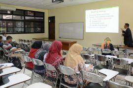 Mahasiswa IPB ikuti Kuliah Umum Mikologi dari guru besar Jepang