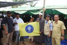 Rektor IPB terjunkan tim tanggap bencana Lombok