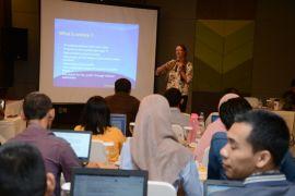 LPPM IPB Gglar pelatihan Penulisan Artikel Ilmiah Internasional