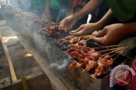 Sate ayam menu terfavorit kontingen Asian Games