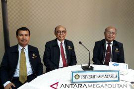 Kepercayaan masyarakat terhadap Universitas Pancasila meningkat
