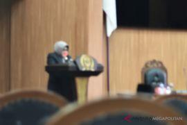 Bupati Bogor sampaikan LKPJ akhir jabatan 2013-2018