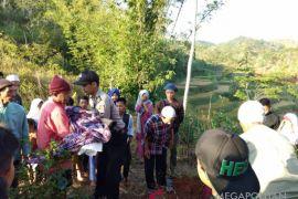 Kebakaran di Cicau Sukabumi menewaskan bayi