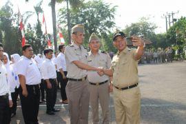 Walkot Bekasi ingin pelajari alur pelayanan pertanahan
