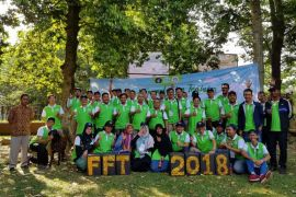 Himasiter Fapet IPB gelar Feed Formulation Training