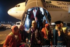 404 Jamaah Haji Kota Bogor pulang