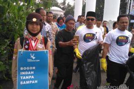 Kota Bogor ikut kampanye global bersih sampah