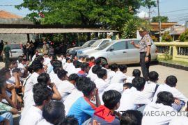 Aksi tawuran pelajar Bogor berhasil dicegah