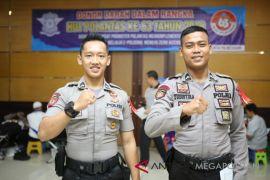 Satlantas Bogor gelar kegiatan donor darah