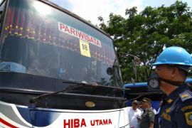 Kemenhub: Masyarakat berhak tolak bus tidak laik