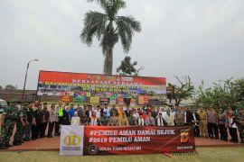 Muspida Kota Bogor komitmen Pemilu 2019 damai