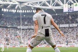 Ronaldo tak sabar hadapi Manchester United di Old Trafford