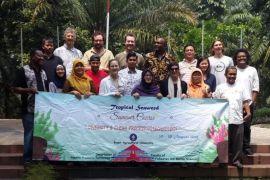 Mahasiswa dan peneliti asing antusias ikuti Tropical Seaweed Summer Course di IPB