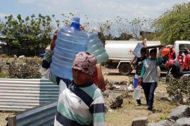 PMI bangun instaliasi pengolah air di Sulteng