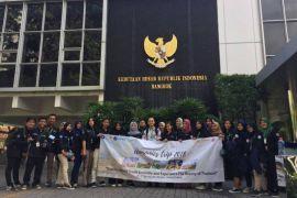 Belajar kekuatan ekonomi Asia, mahasiswa IPB belajar ke Thailand